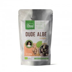 Dude albe deshidratate raw bio 250g