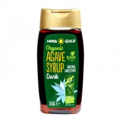 Sirop de Agave Dark&Raw Ecologic/BIO 350g/250ml