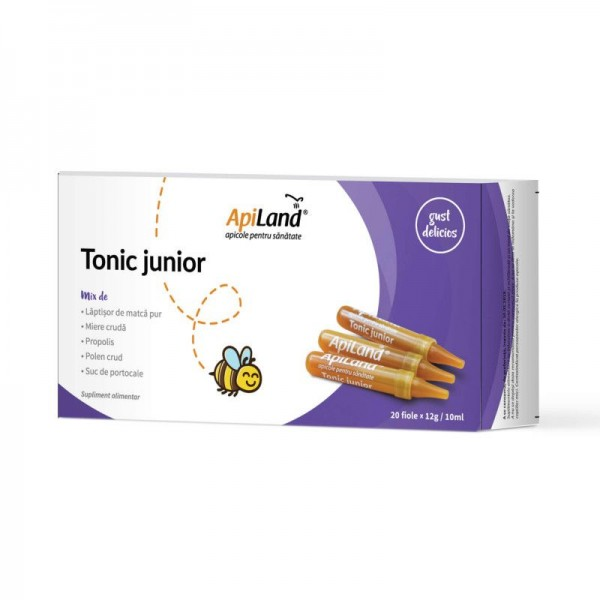 Apiland Tonic junior 20 fiole
