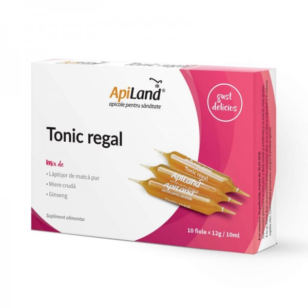 Apiland Tonic regal 10 fiole