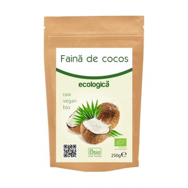 Faina de cocos bio 250g