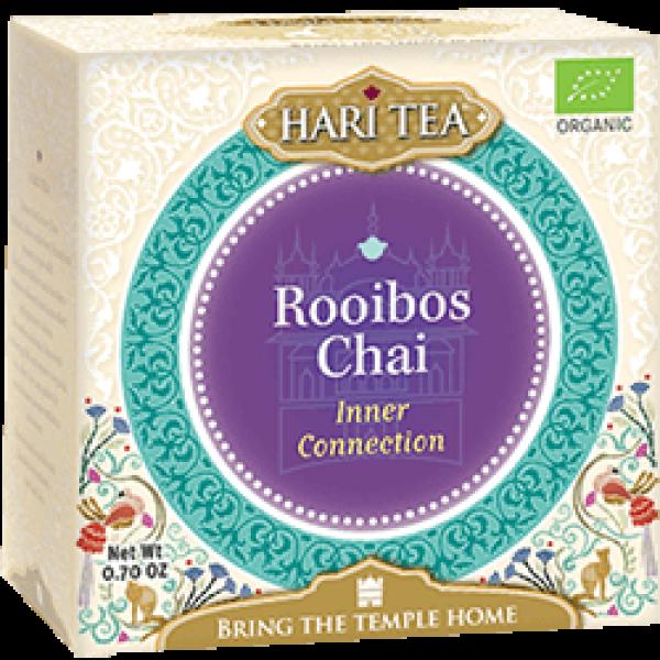 Ceai premium Hari Tea - Inner Connection - rooibos chai bio 10dz