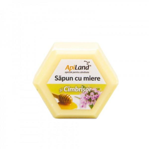 Apiland Săpun cu miere de cimbrișor 100g