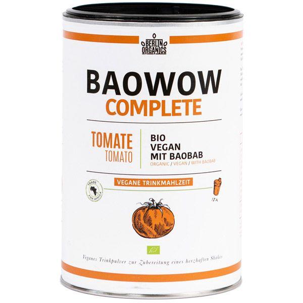 Baowow Complete cu rosii shake bio 400g
