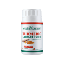Turmeric Extract Forte 60 cps Health Nutrition