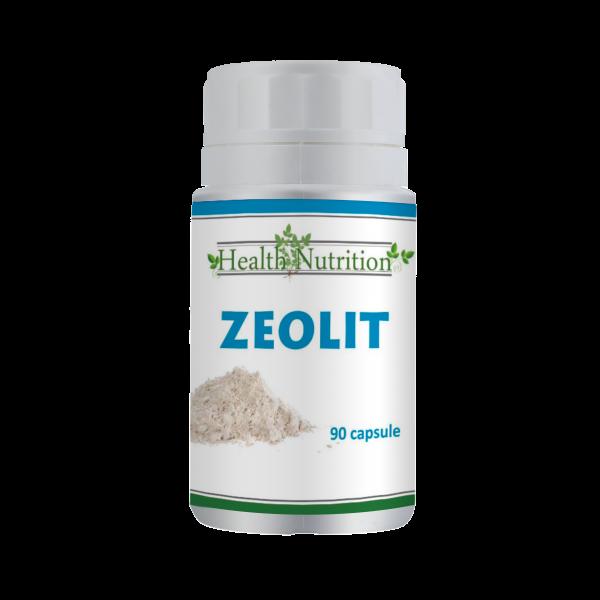 Zeolit 90 cps Health Nutrition