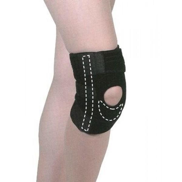 Banda pentru sustinerea genunchiului (deschis)