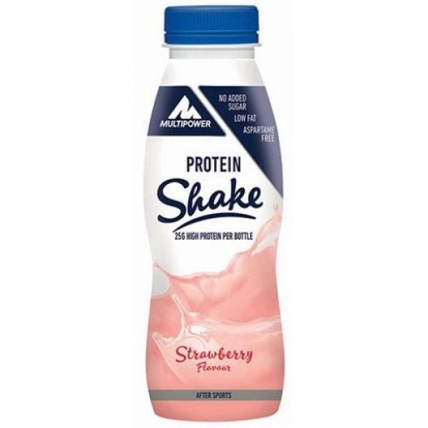 Protein Shake - Capsuni 330ml