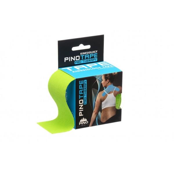 Banda Kinesio PINOTAPE® pro Therapy - Lime