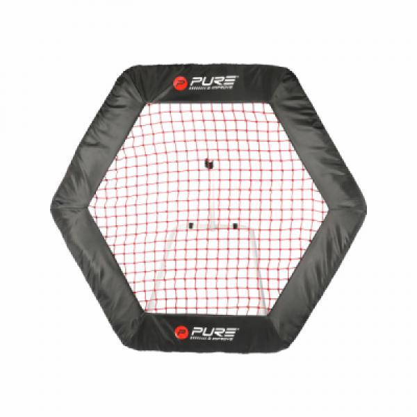 Plasa ricoseu (rebounder) hexagonal