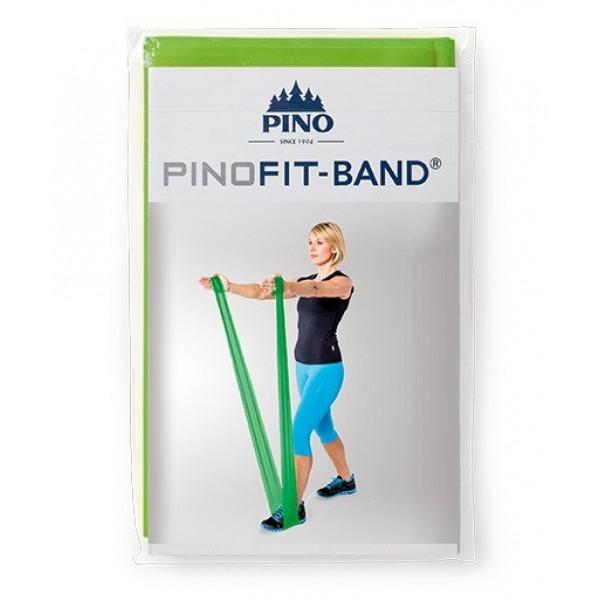Banda elastica pentru gimnastica PINOFIT - Rosu