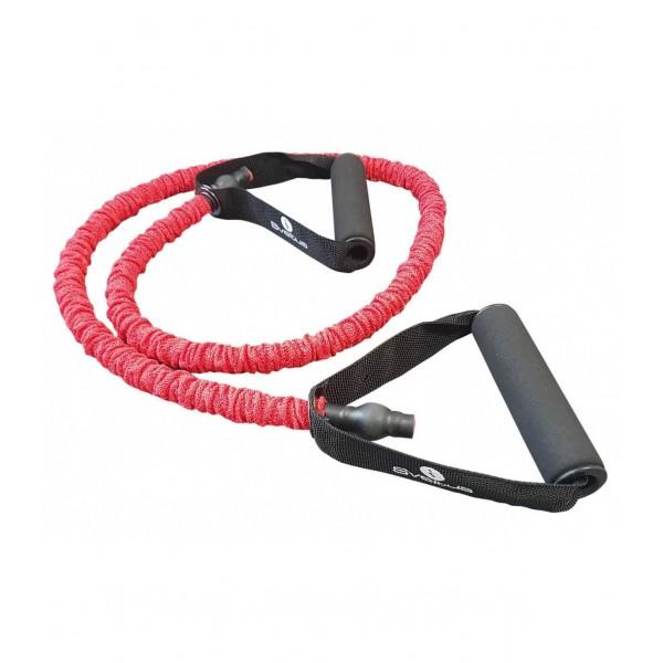 Tub elastic antrenament Power - Rosu - Sveltus