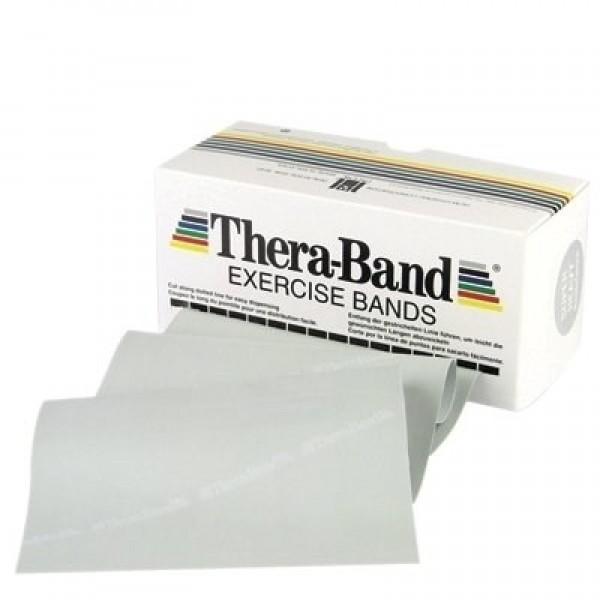Banda elastica THERA-BAND® - Argintiu