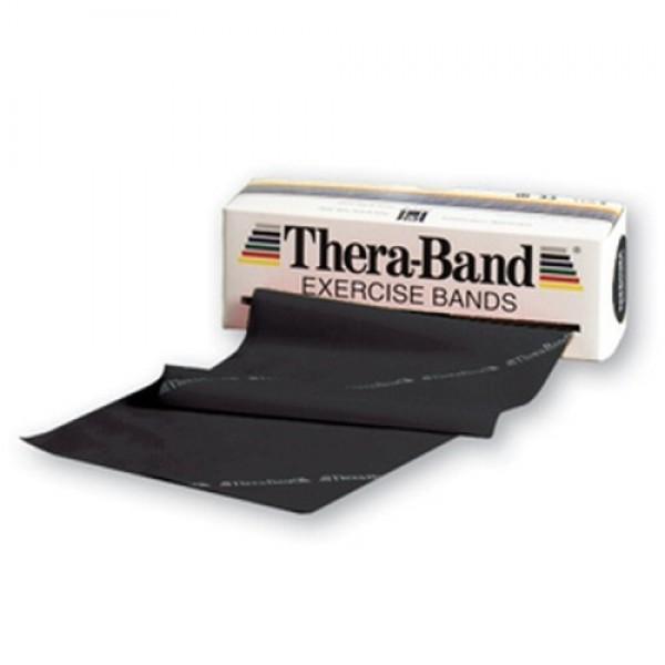 Banda elastica THERA-BAND® - Negru