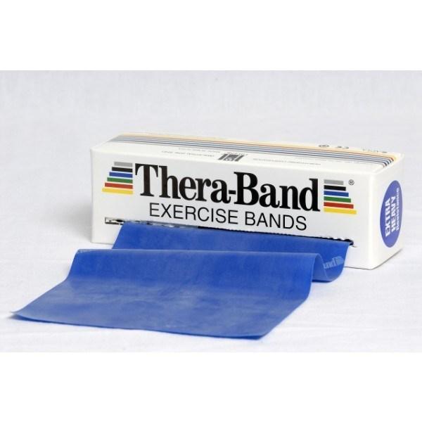 Banda elastica THERA-BAND® - Albastra