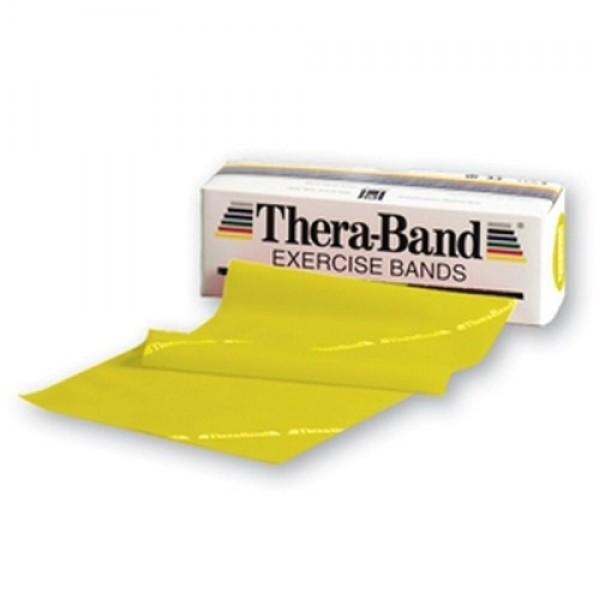 Banda elastica THERA-BAND® - Galbena