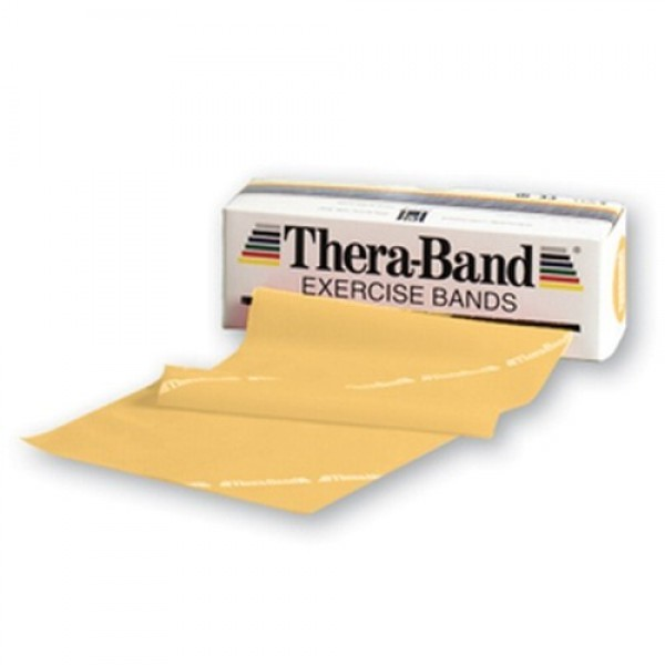 Banda elastica THERA-BAND® - Bej