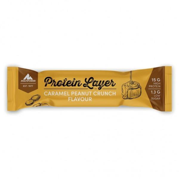 Baton Protein Layer 50g - Caramel&Peanut