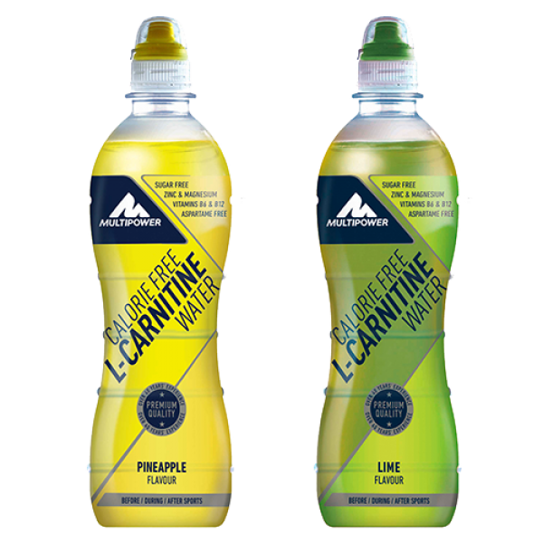 L-Carnitine Drink 500ml - Lime