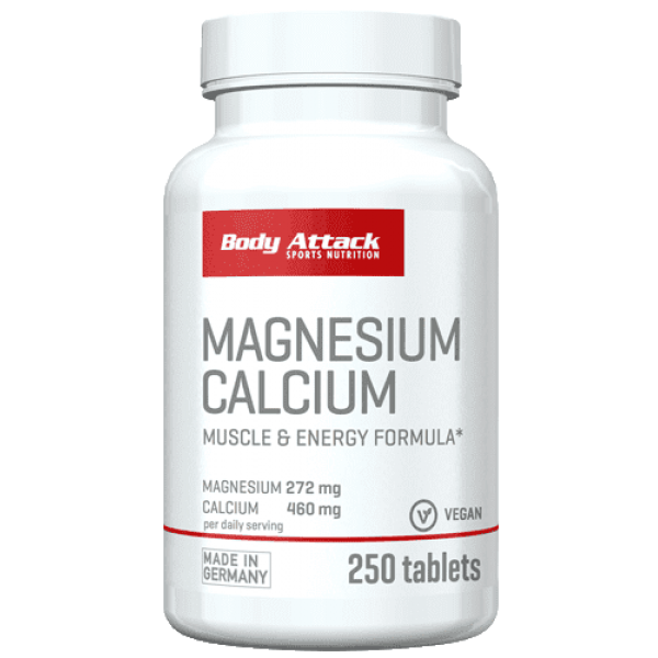 Magneziu + Calciu  - 250 tablete