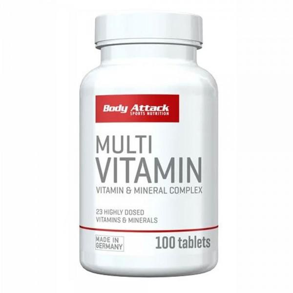 Multi Vitamine 100 tabs