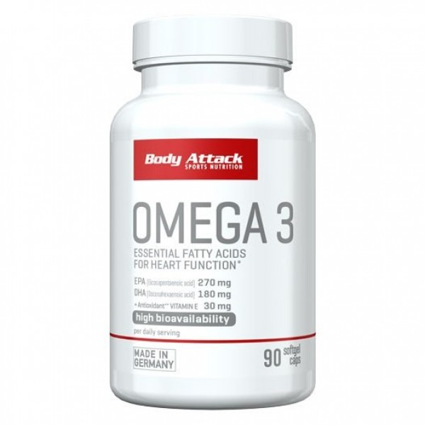 Omega 3 Sport - 90caps