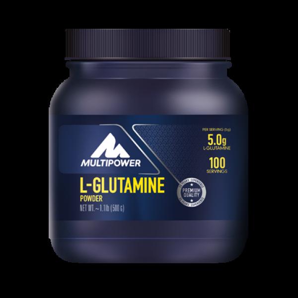 L-Glutamine Pudra 500g - Multipower