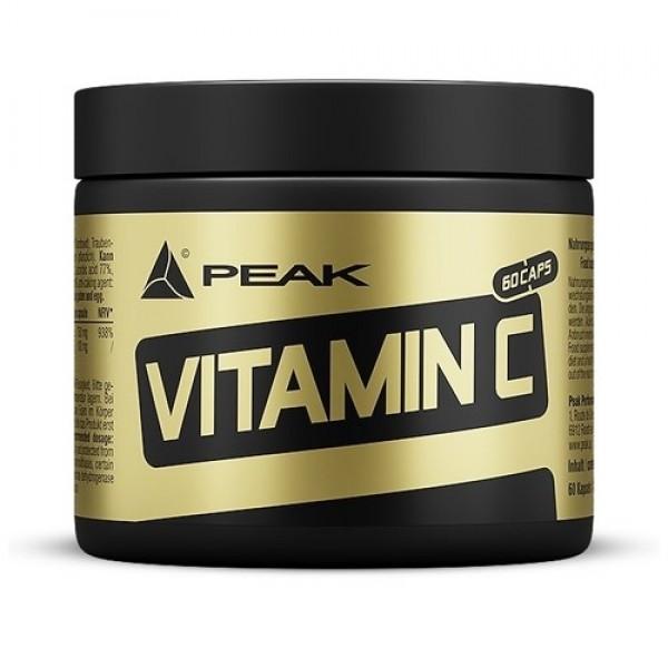 Vitamina C (60caps) Peak
