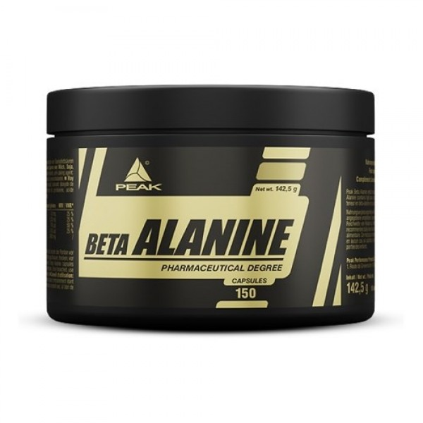 Beta-Alanina 150 caps - Peak