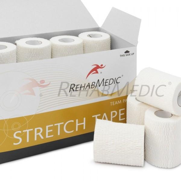 STRETCH TAPE 5cm x 4.6m REHAB