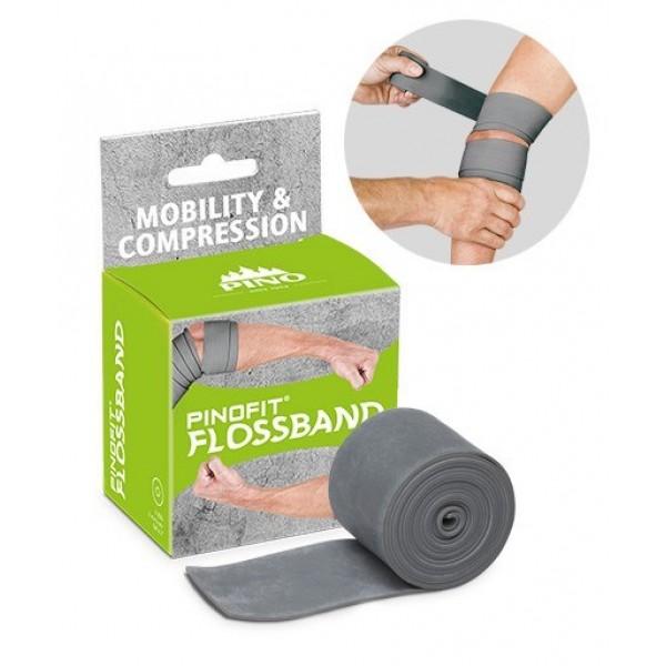 Banda elastica Flossband 5cm x 2m - PINOFIT®