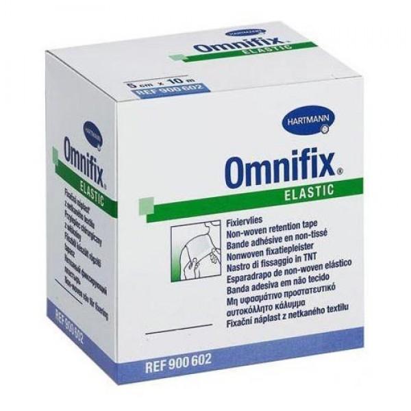 Plasturi OMNIFIX elastici - Hartmann 5cm x 10m