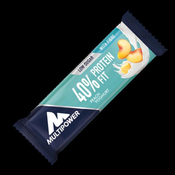 Baton 40% Protein Fit - 35g - Peach Yoghurt