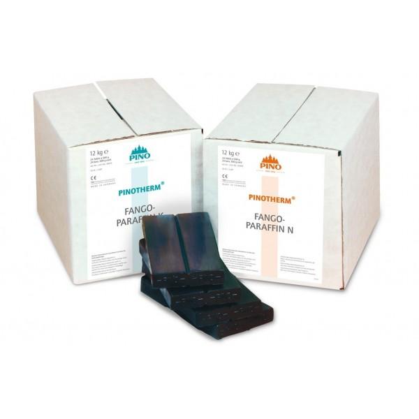 Tablete de namol de mare - minerale + parafina