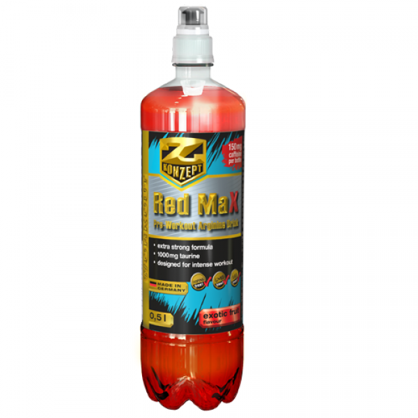 RED MAX DRINK -500ML