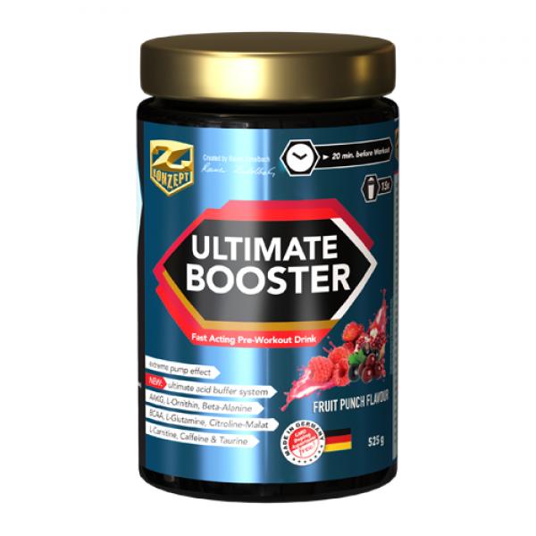 Ultimate Booster Z-Konzept - Supliment PRE Workout