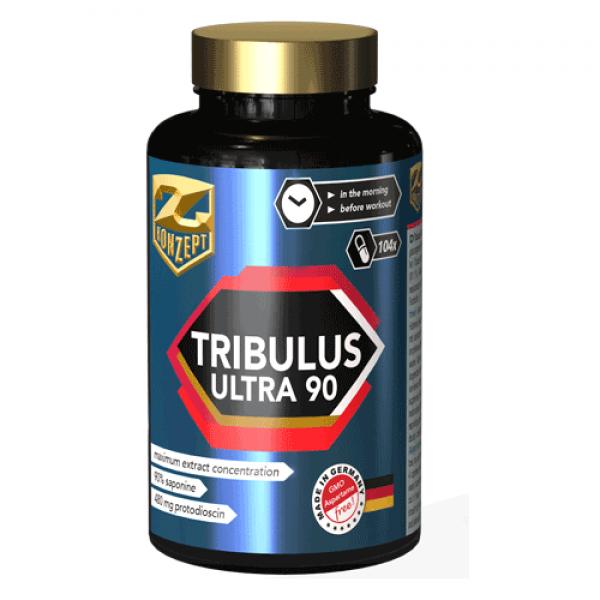 TRIBULUS ULTRA 90 CAPSULE - 104 BUC