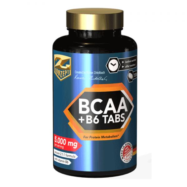 BCAA + B6 CAPSULE - 120BUC