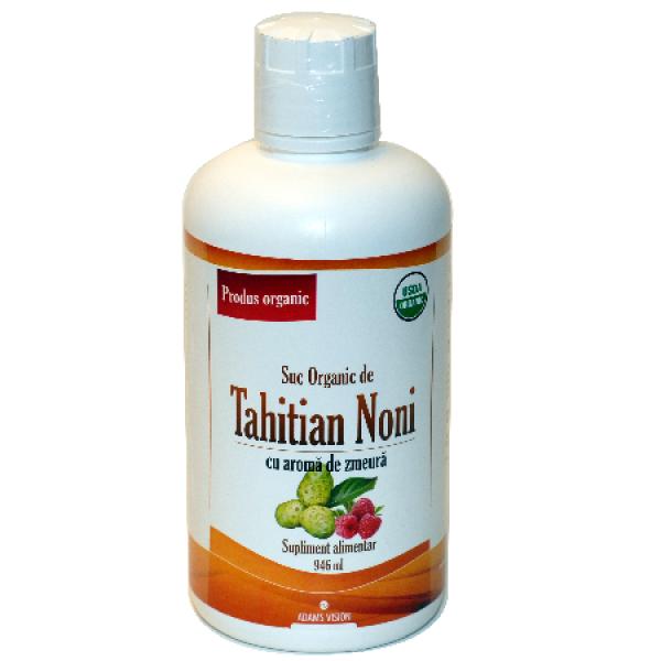 Tahitian Noni Suc cu aroma de Zmeura 946ml