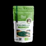 Chlorella pulbere bio 125g