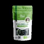 Chlorella tablete bio 125g (250 tablete)