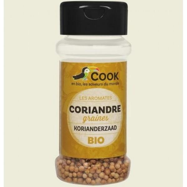 Coriandru seminte bio 30g