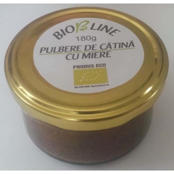 Cătină pulbere cu miere bio 180g