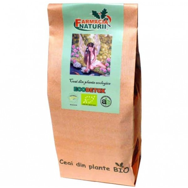Ceai Ecodetox bio 50g