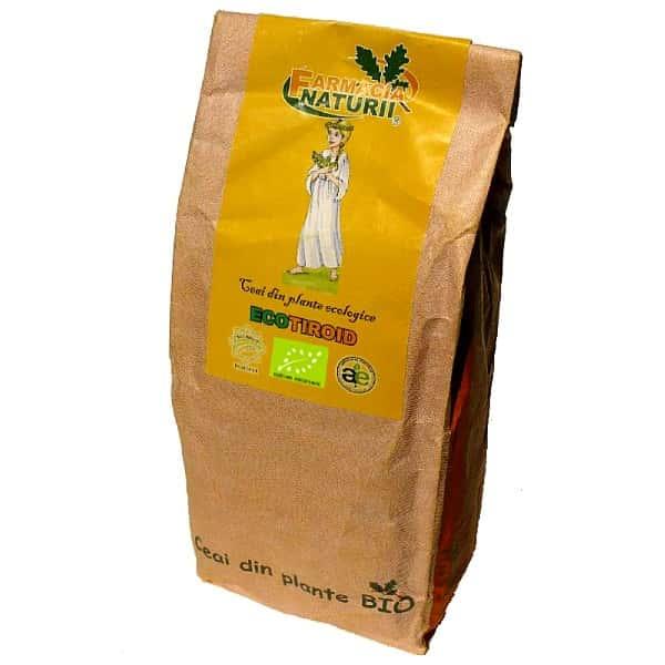 Ceai Ecotiroid bio 150g