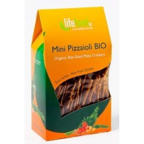 Crackers pizza raw bio 70g