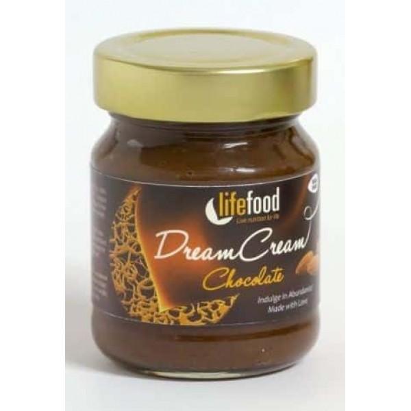 Cremă raw Dream Cream cu ciocolată bio 150g