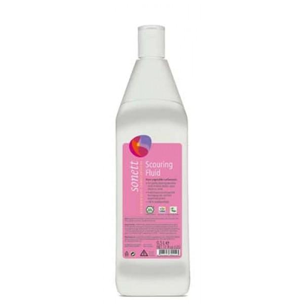 Sonett Crema abraziva ecologica pt. curatat 500ml