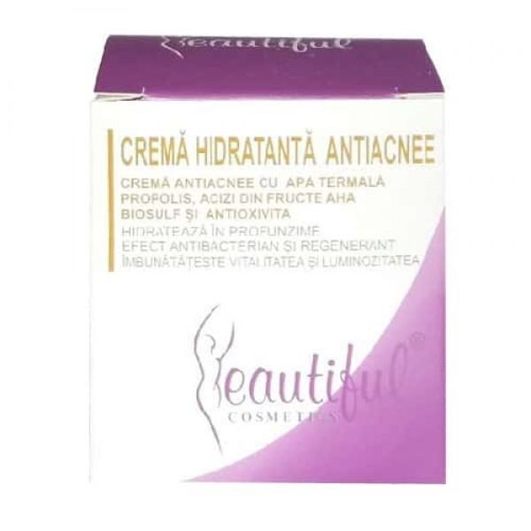 Crema antiacnee hidratanta 50ml
