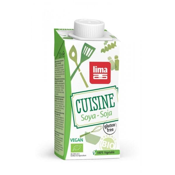 Crema de soia bio 200ml